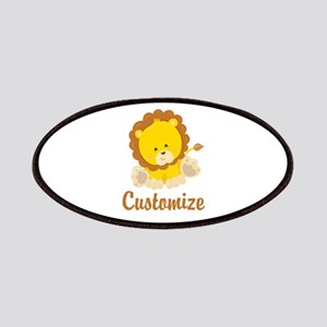 Custom Baby Lion Patch