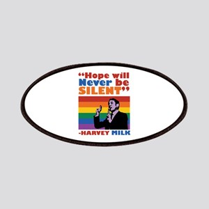 Hope Will Never Be Silent Patch