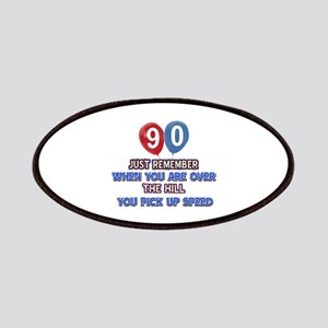 90 year old designs Patch