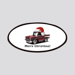 BabyAmericanMuscleCar_57BelR_Xmas_Winred Patches