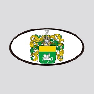 Quinn Family Crest Patches