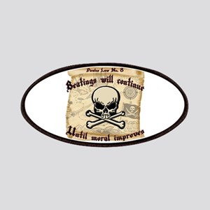 Pirates Law #8 Patch