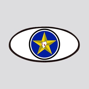 111th Fighter Squadron Patches