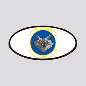 175th Fighter Squadron Patches