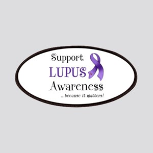Support Lupus Awareness Patches