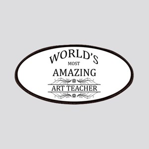 World's Most Amazing Art Teacher Patches