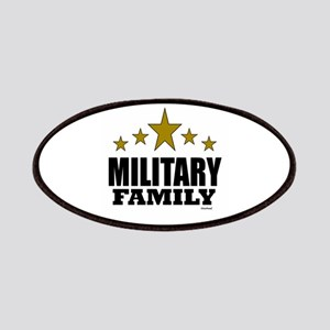 Military Family Patches