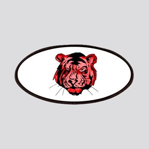 Red Tiger Patch