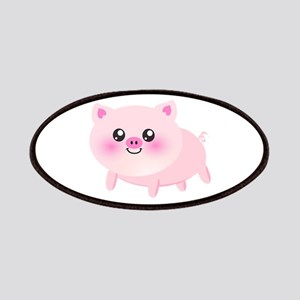 cute pig Patches