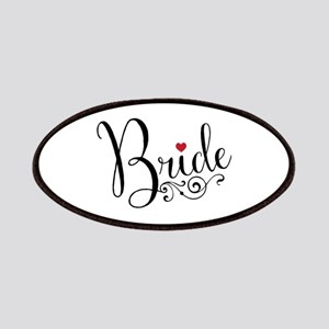 Elegant Bride Patch