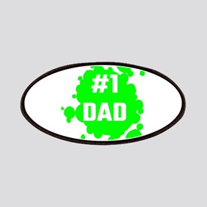 Number One Dad Patch