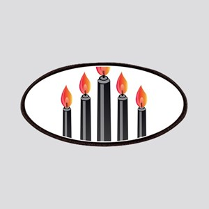 Halloween - Candles Patches