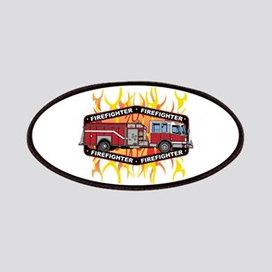 Fire Engine Truck Patch
