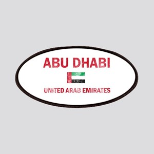 Abu Dhabi United Arab Emirates Designs Patches