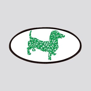 St. Patricks Day Dachshund Doxie Patches