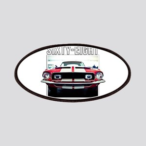 68 Mustang Patches