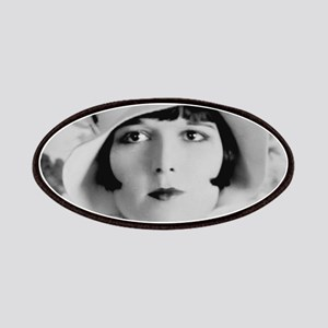 louise brooks silent movie star Patch