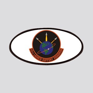 45th Launch Support Sqdrn Crest Patch