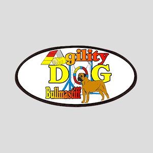 Bullmastiff Agility Patch