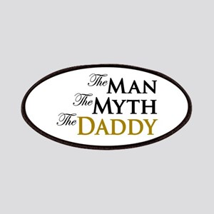 The Man The Myth The Daddy Patches