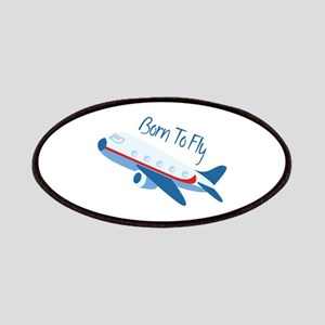 Born TO Fly Patches