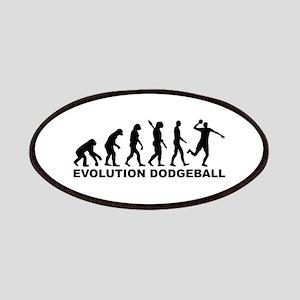 Evolution Dodgeball Patch