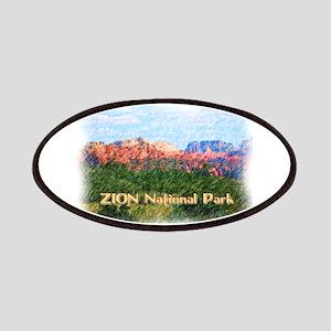 Zion National Park, Utah Patch