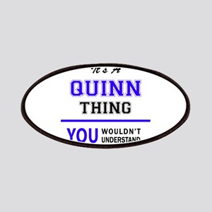 It's QUINN thing, you wouldn't understand Patch