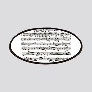Music notes Patches