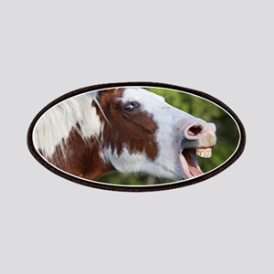 Funny Horse Face Patches