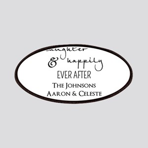 Love Laughter and Happily Ever After Patch