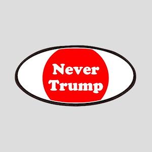 Never Trump, Anti Trump Patch