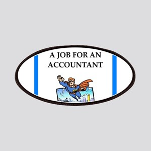 accountant Patch