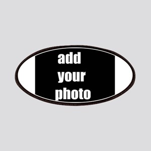 Personalize add your photo Patch