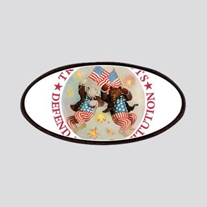 PATRIOT BEARS Patches