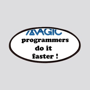 magic programmers Patches