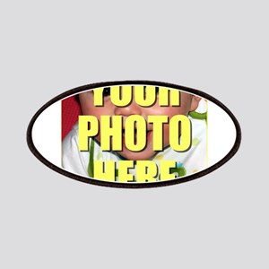 Custom Photo Patches