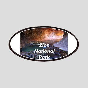 Zion National Park Patches