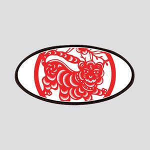 Zodiac, Year of the Tiger Patches
