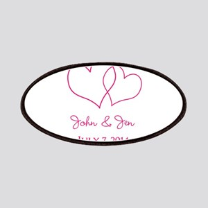 Custom Wedding Favor Patches