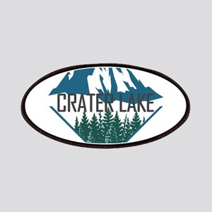 Crater Lake - Oregon Patch