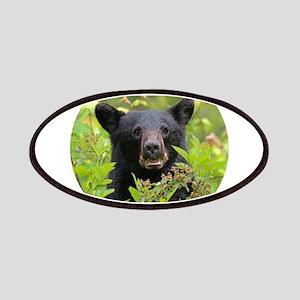 Bear Face Patch