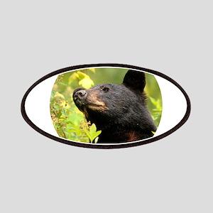 Black Bear Standing Patch