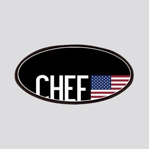 Careers: Chef (U.S. Flag) Patch