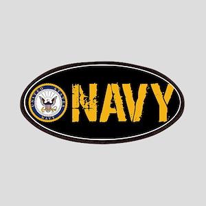 U.S. Navy: Navy (Black) Patch
