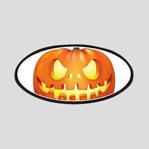 Halloween - Jackolantern Patches
