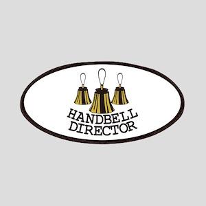 Handbell Director Patch
