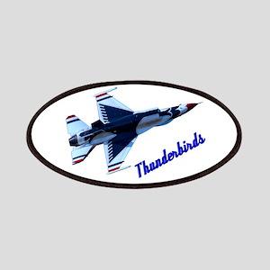 Thunderbirdjet Bn Patch