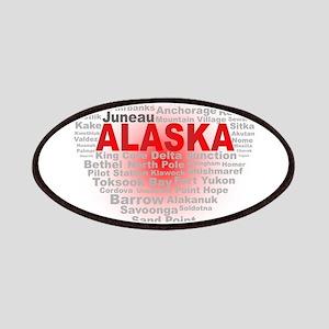 Alaska Heart Patch