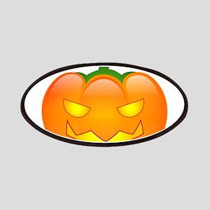 Halloween - Jack O Lantern Patches